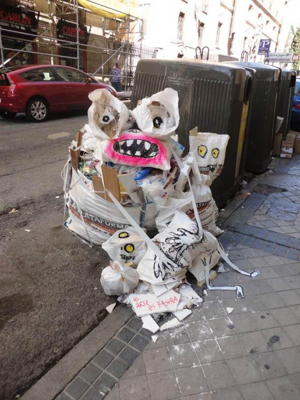 Art-is-Trash-Francisco-de-Pajaro-9