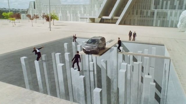 Honda-Illusions-Campaign