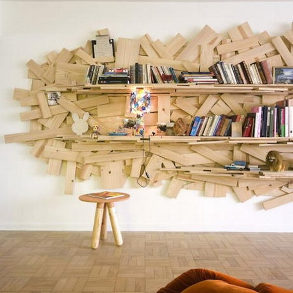 Bookcases-design