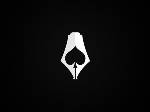 logo-poker-Dictionnaire-Logo-Mark