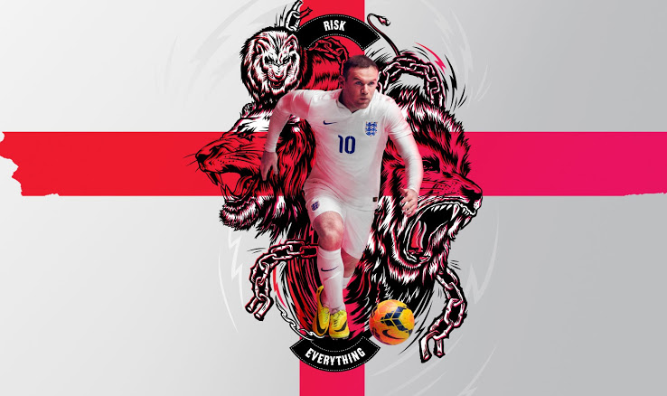 Angleterre-2014-Rooney-Nike-Risk-Everything