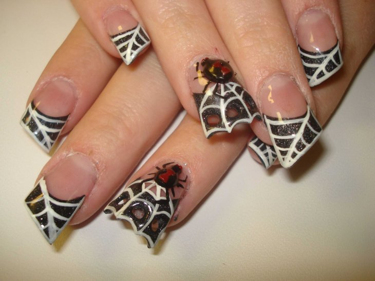 nail-art-design-halloween