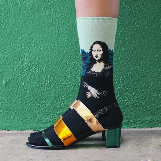 créative-chaussette