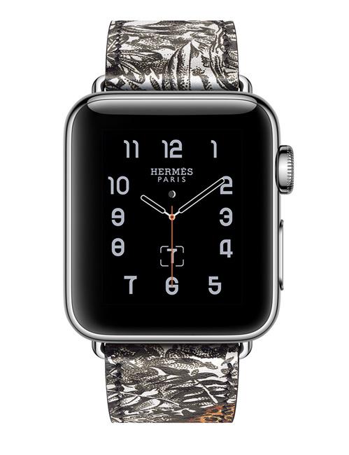 bracelet homme apple watch Hermès