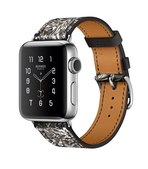 bracelets-homme-imprimés-apple-watch-Hermès