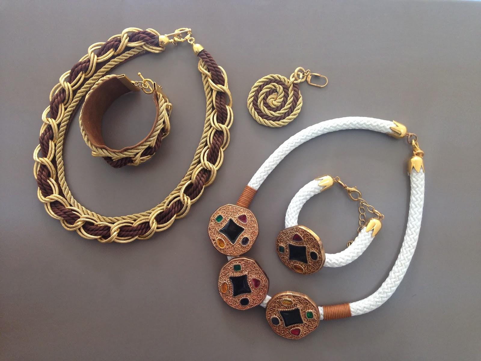 création de bijoux tunisien par Atika handmade