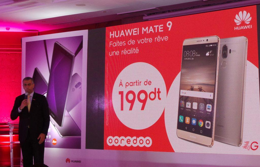 Huawei mate 9-mobile-tunisie