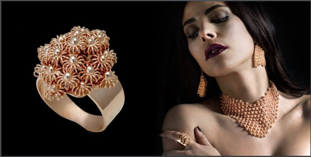 création de bijoux tunisien par Sarah jomaa
