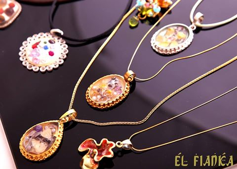 création de bijoux tunisien par Elfianka
