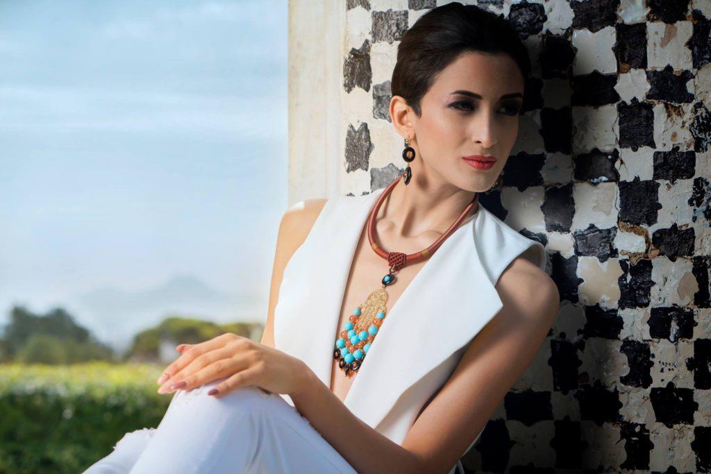 création de bijoux tunisien par habiba jewellery