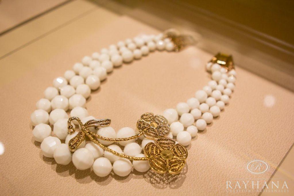 création de bijoux tunisien par Rayhana