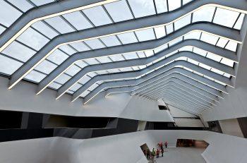 architecture moderne Zaha hadid