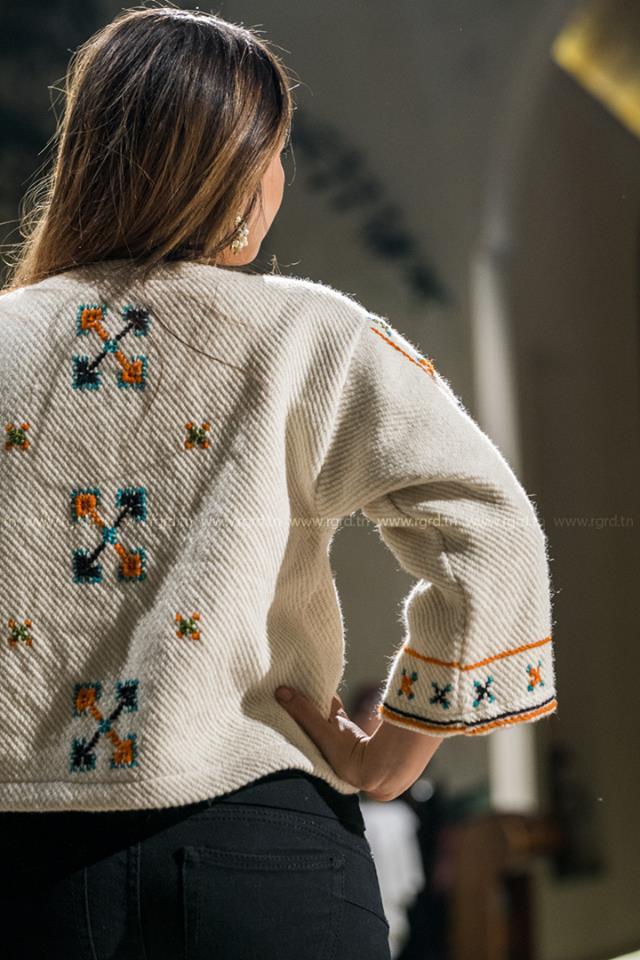 kerkenatiss-artisanat-fatma-samet-défilé-mode