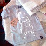 Red-Bee Concept store design handmade artisanat Tunisie Teeshirt mode