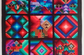 Tapis mural décoratif tapisserie handmade