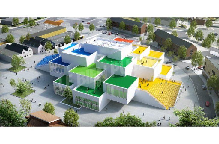 architecture maison jeux lego
