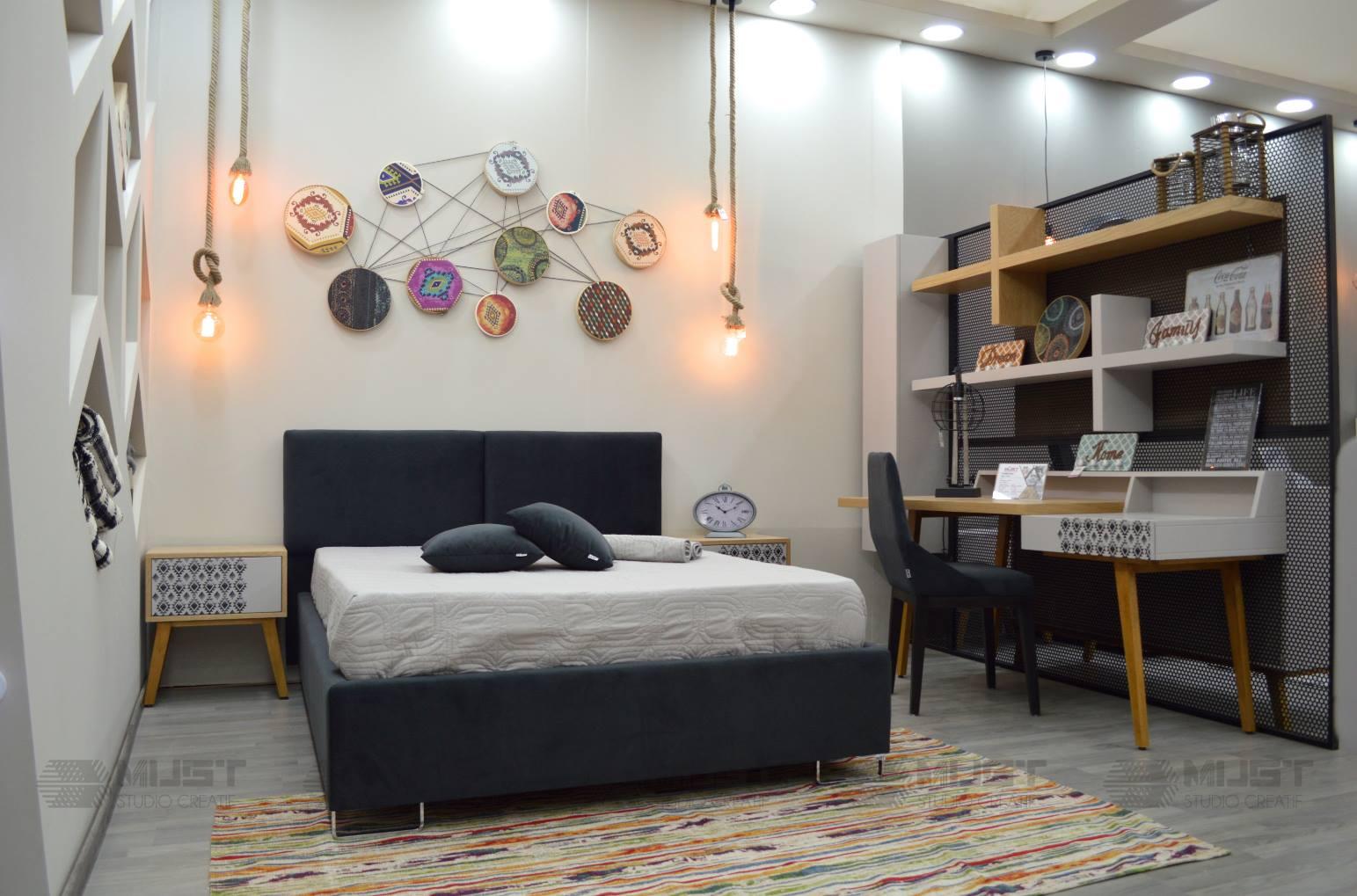 must chambre à coucher decoration tunis la soukra
