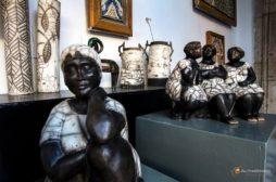 El Houch, céramique raku à tunis - Djerba - Tunisie