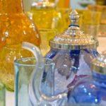 Zitoun Artisanal, verre souflé art de la table, luminaires