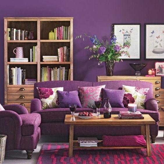 Canape-violet-tendances-decoration-2019