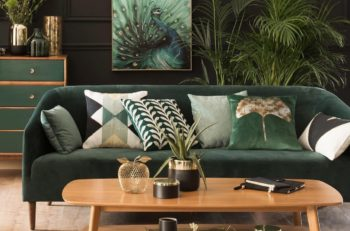 canape decoration salon moderne