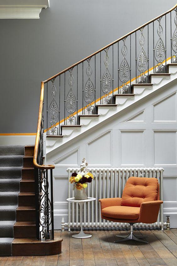 idees deco montee escalier
