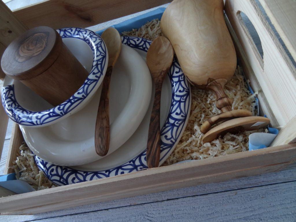 ceramique tunisienne et art de la table de clustre nabeul