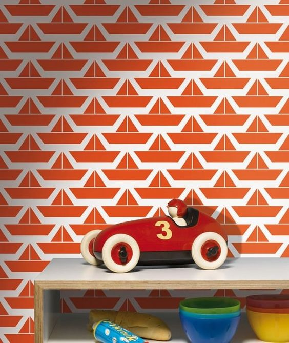 idees deco couleur orange