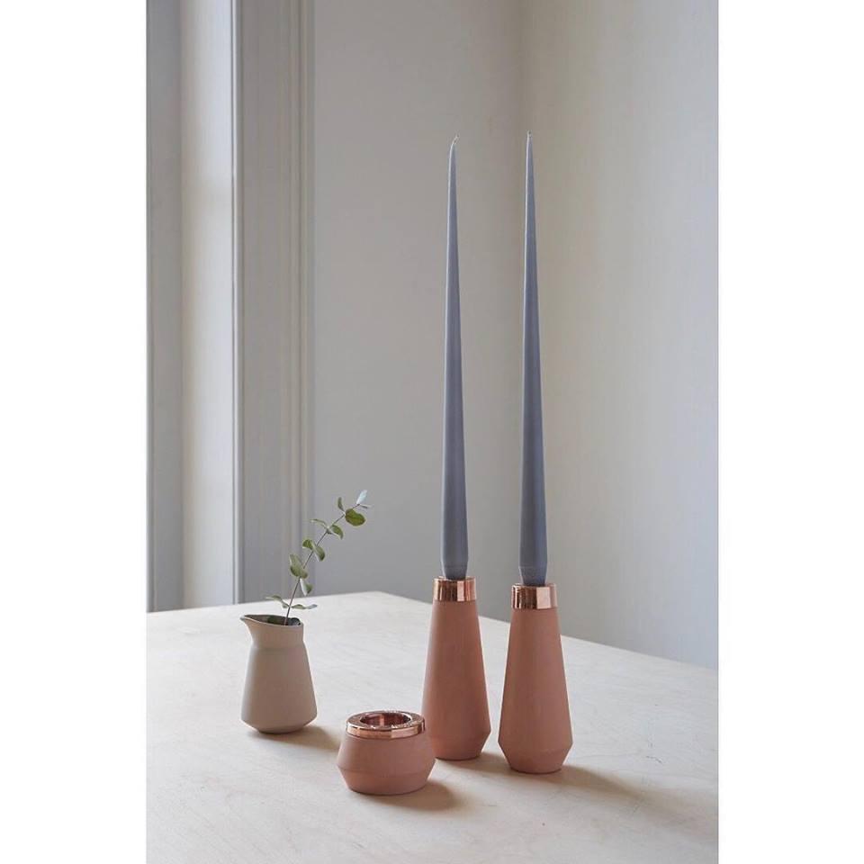 art de la table en ceramique d'artisan ceramiste Hend Krichen