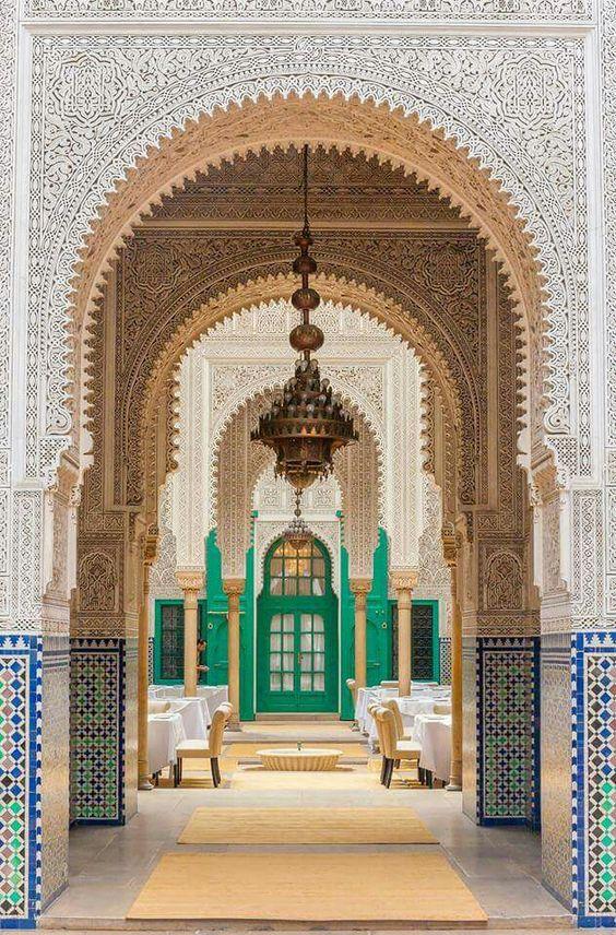 architecture-islamique-maroc