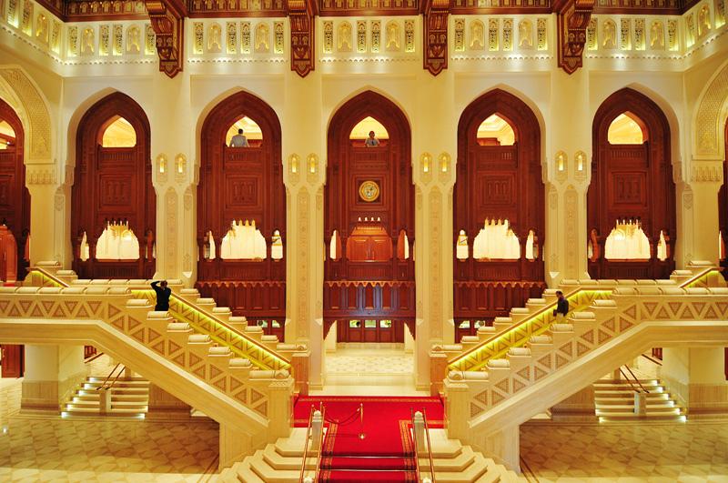 architecture-islamique-oman