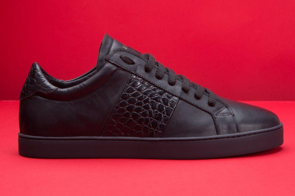chaussures homme en cuir men & panda