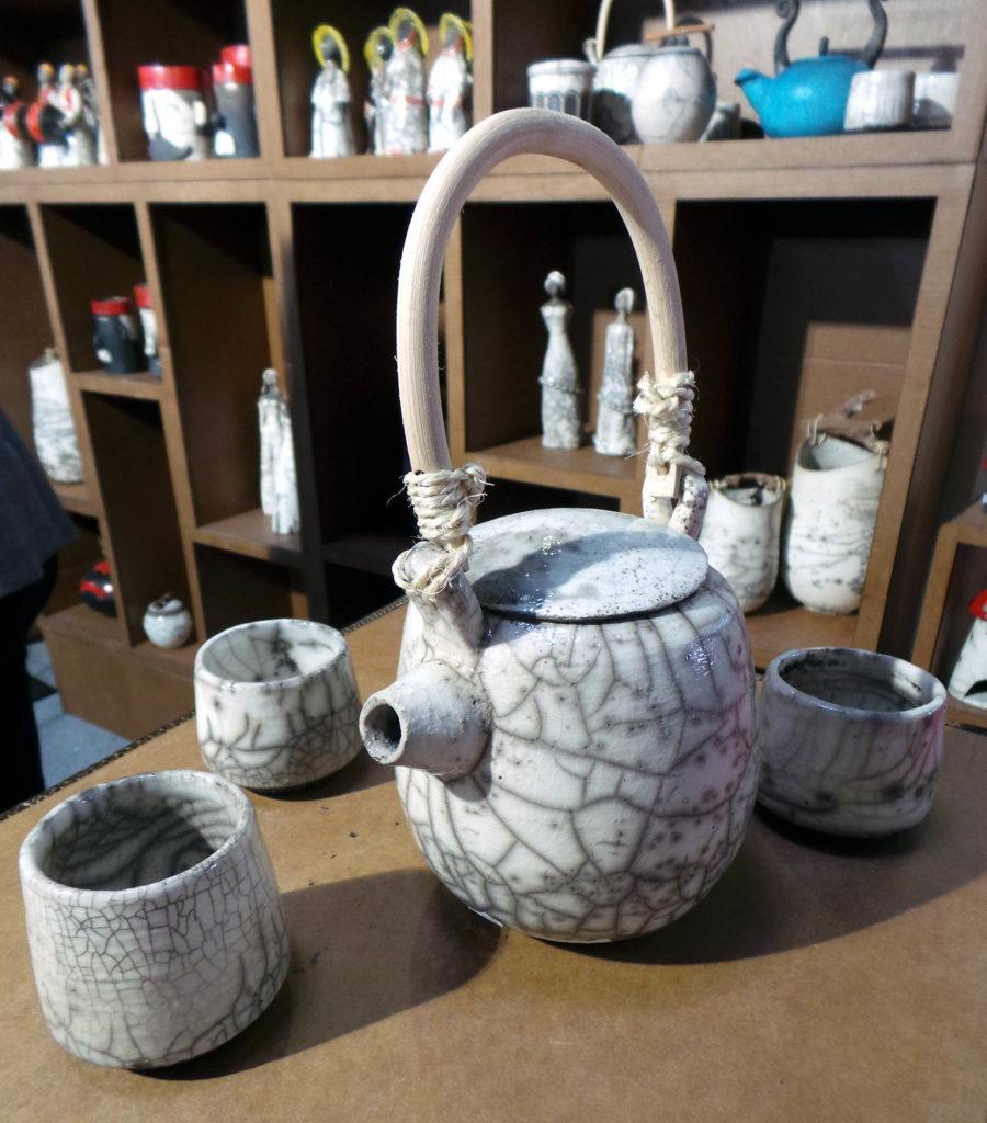 ceramique raku el houch