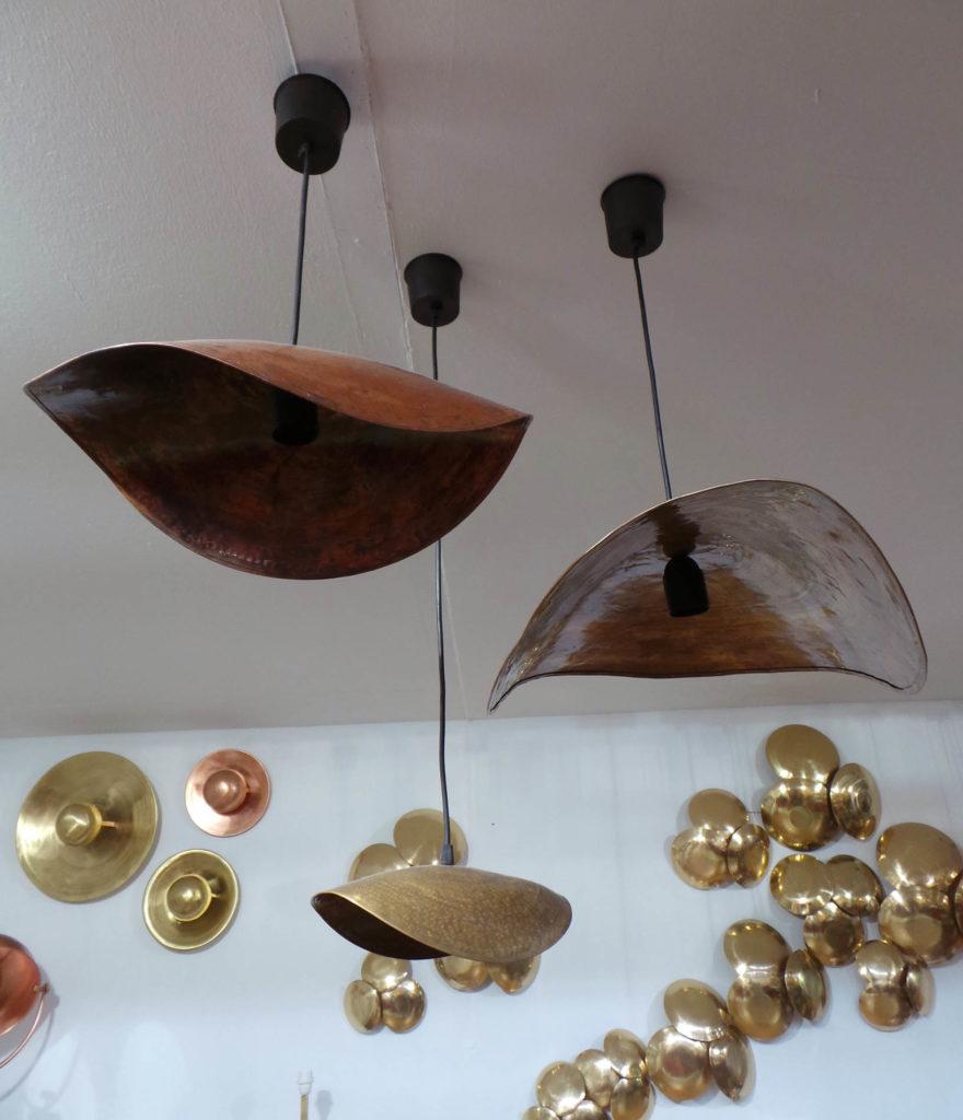 objets deco en cuivre