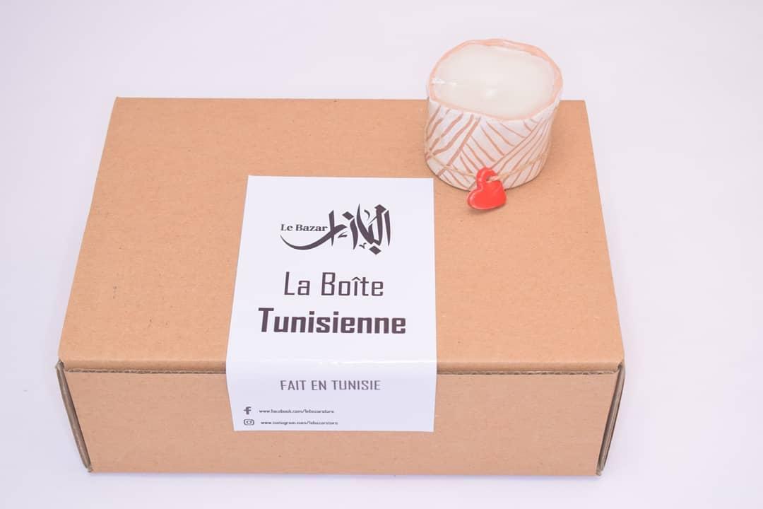la boite tunisienne d artisans tunisien