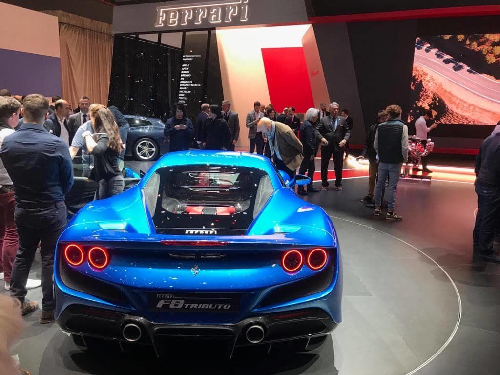 salon d'automobile de geneve 2019