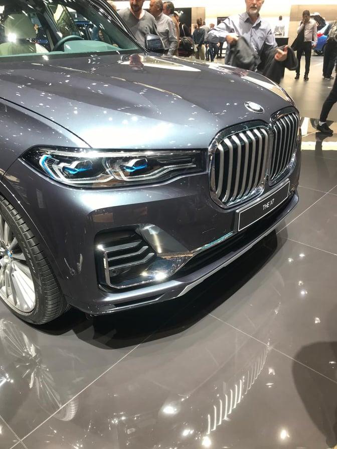 BMW7Salon international Automobile Genève 2109