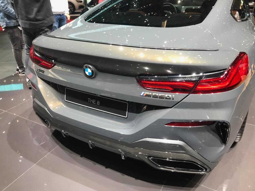 BMW8Salon international Automobile Genève 2109