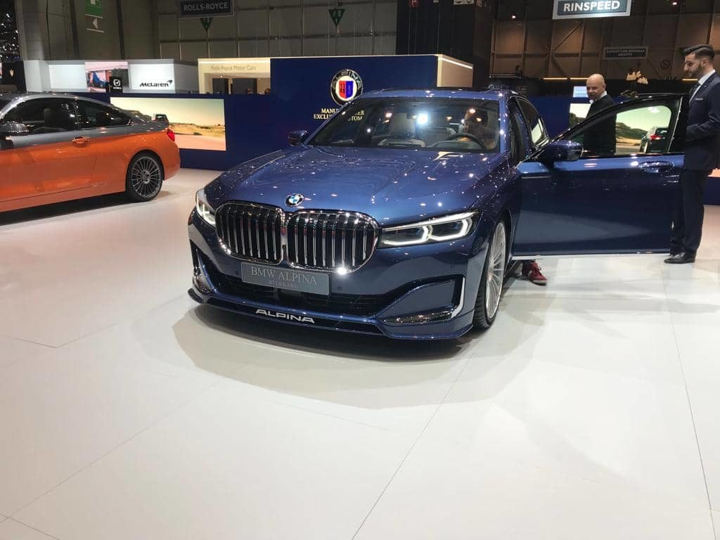 BMWAlpinaSalon international Automobile Genève 2109