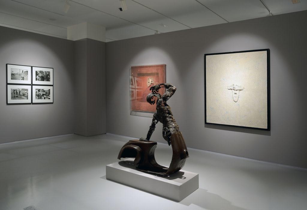 musee mohamed VI art contemporain au maroc