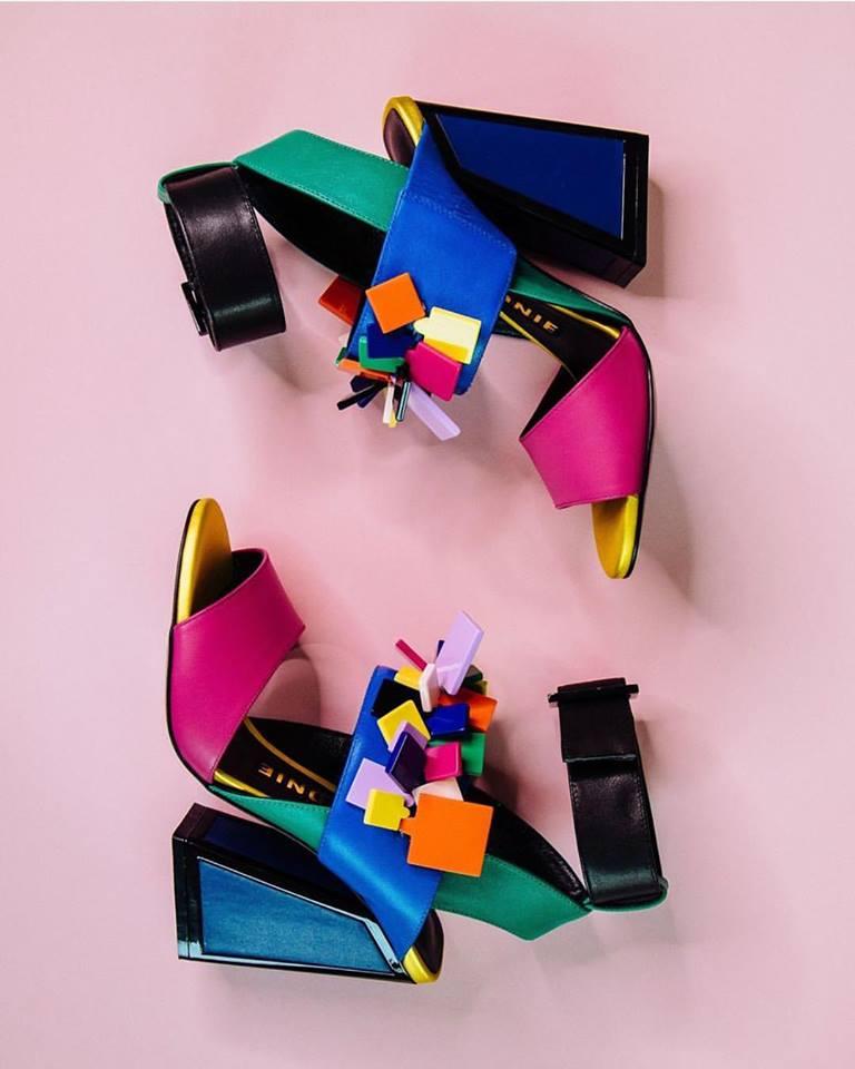 chaussures femme tendance été