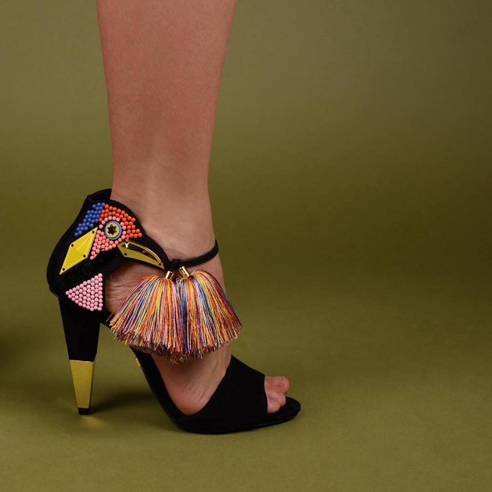 chaussures femme tendance pour été
