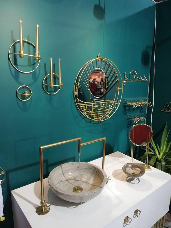 miroir design by khansa yazidi designer