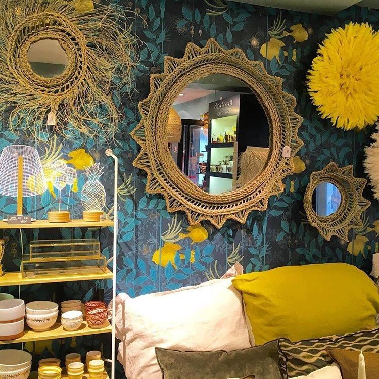 miroir design rock the kasbah