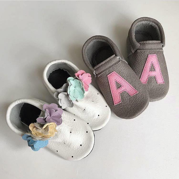 chaussure enfant fait main en cuir
