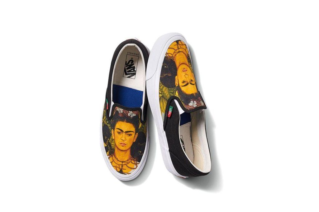 sneakers-vans-frida-khalo-peintre