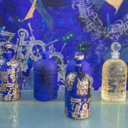 guerlain-calligraphie-Tarek Benaoum-marocain