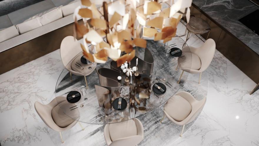 Elie Saab lance une collection maison deco
