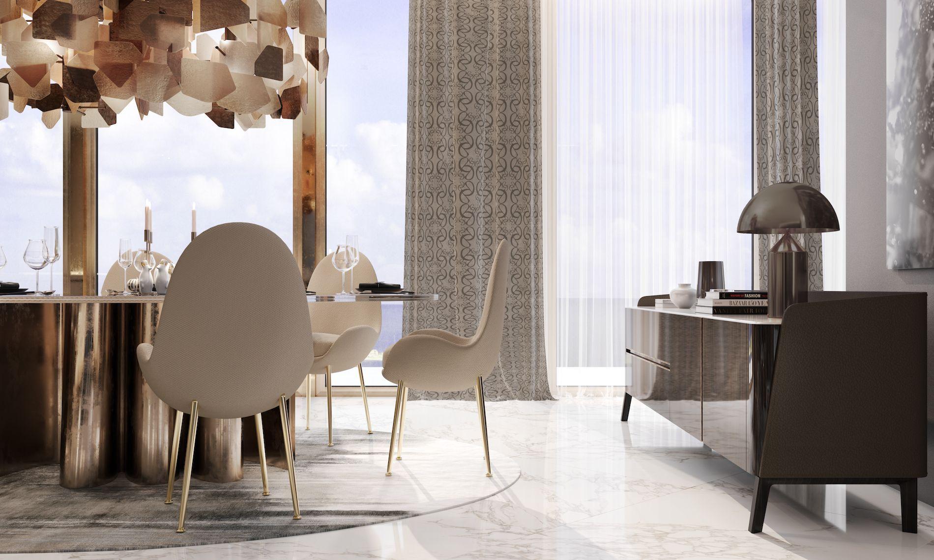 Elie Saab lance une collection maison meuble accessoires