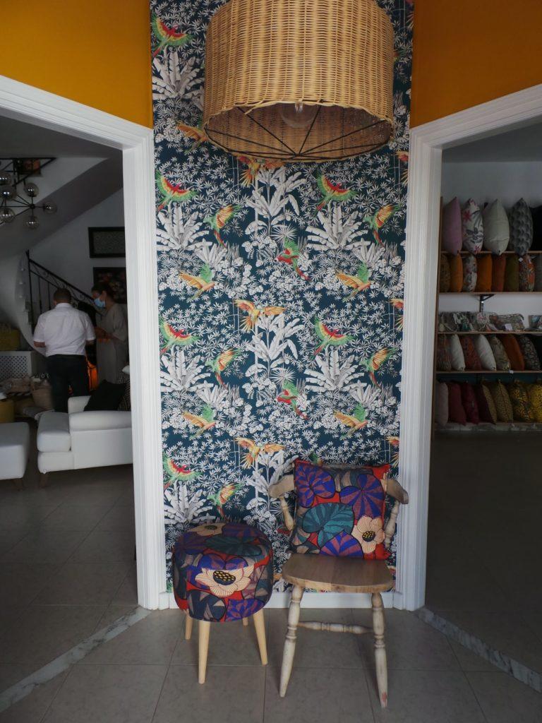 decoration en tissus karin's création
